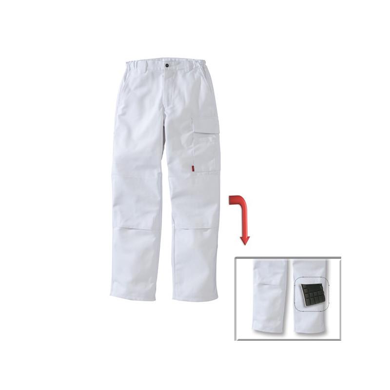 Pantalon Peintre - LAFONT 1MIM82CP Blanc
