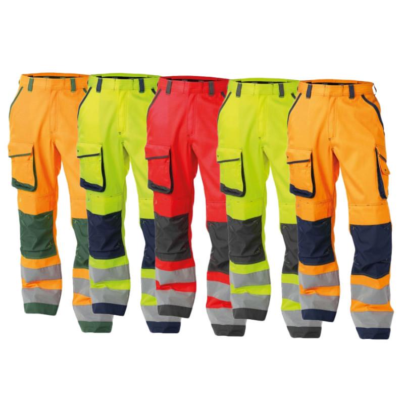 Pantalon de Travail Haute-Visibilité - CHICAGO DASSY