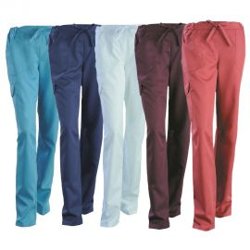 Pantalon médical Femme JULIETTE - LAFONT 1JUL78TEC