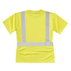 Tee-Shirt Haute Visibilité - LAFONT CHVI Jaune