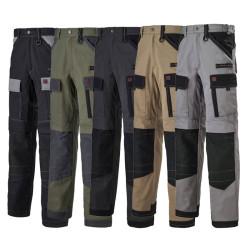 meilleures offres sur e117b f3482 Pantalon de Travail LAFONT 1ATTUP