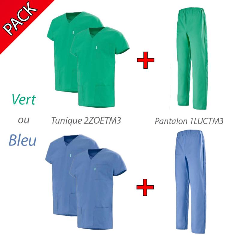 Pack Vêtement Hospitalier LAFONT