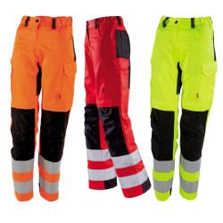 Pantalon Femme Haute-Visibilité LAFONT 1FLF78CP