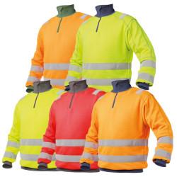 Sweat-Shirt Haute-Visibilité - DASSY DENVER