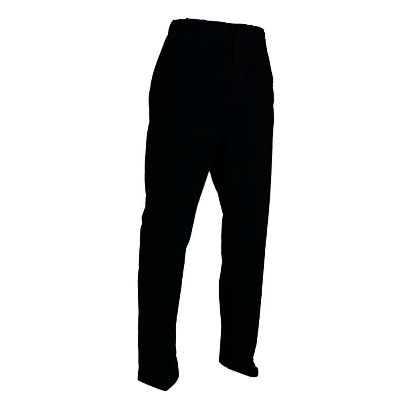 Pantalon de cuisine noir pour Homme - SNV GUY
