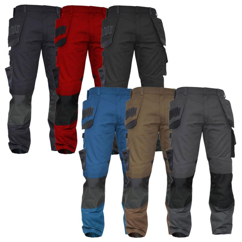 Pantalon de travail solide DASSY MAGNETIC