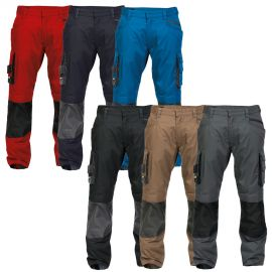 Pantalon de travail bicolore DASSY NOVA