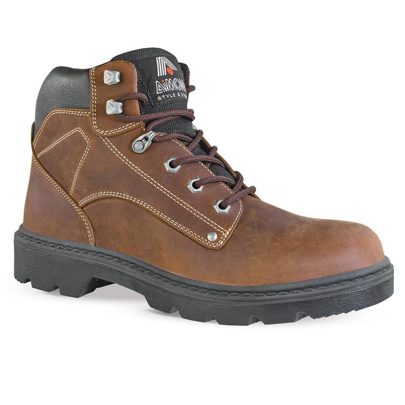 Chaussures de Sécurité hautes AIMONT S3 SRC SCOTLAND