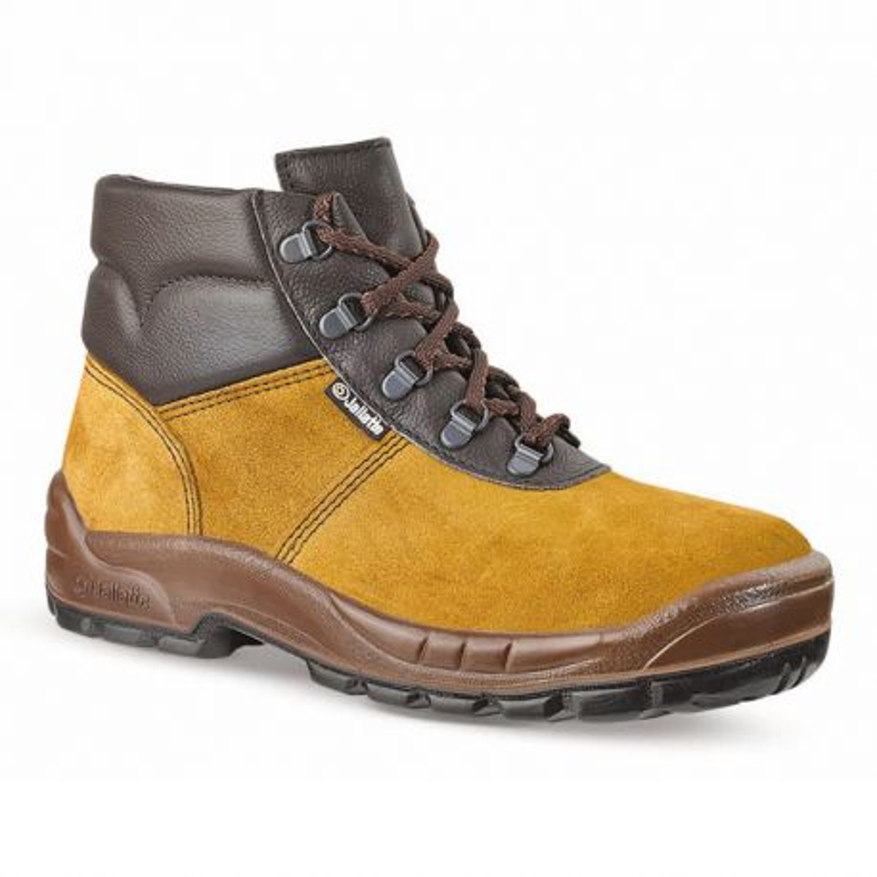 Chaussures de Sécurité hautes JALLATTE JALMONT BETON S3 SRC