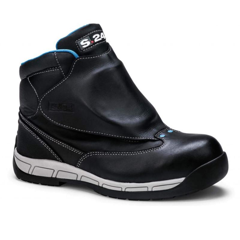 Chaussures de sécurité cuir pour soudeur HERO S.24