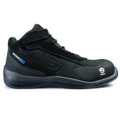 Baskets de sécurité noires S3 SRC - 07515 SPARCO Racing Evo