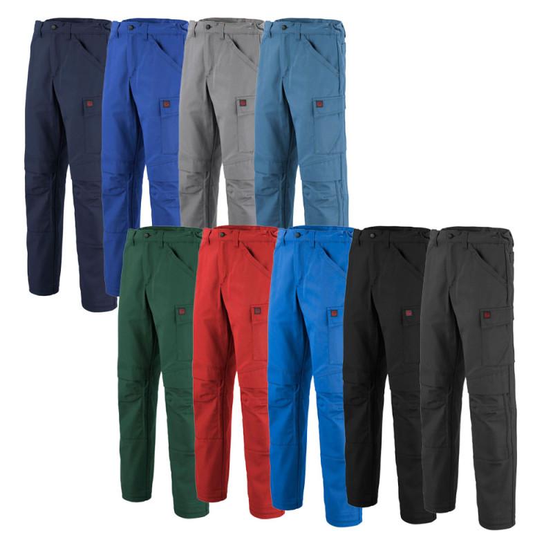 Pantalon de travail - 1MIMUP BASALTE LAFONT