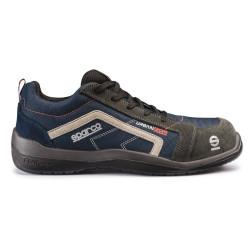 Baskets de sécurité bleues S1P Urban Evo 07518 - SPARCO
