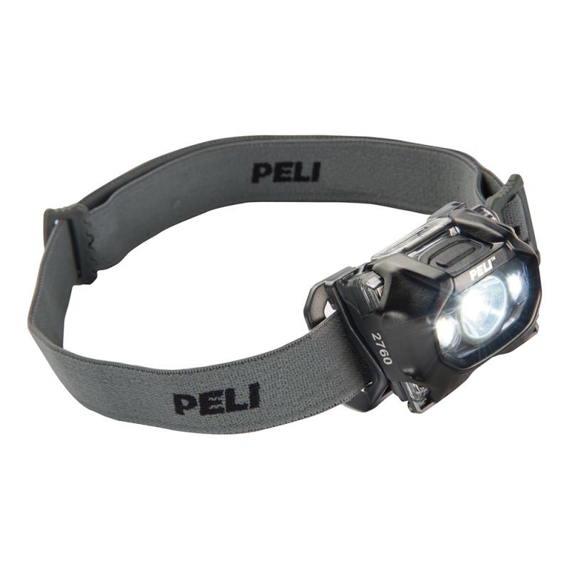Lampe Frontale Professionnelle Multifaisceaux - PELI 2760