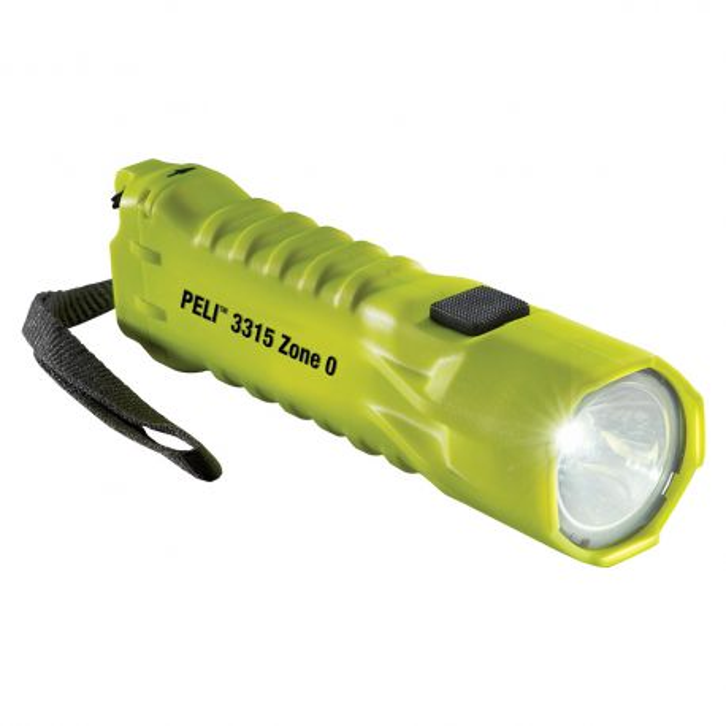 Lampe Torche ATEX Zone 0 - PELI 3315Z0