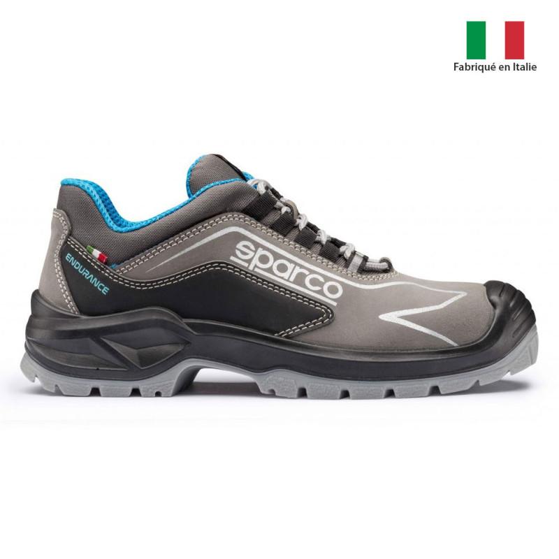 Chaussures de sécurité tout terrain S3 SRC - ENDURANCE SPARCO