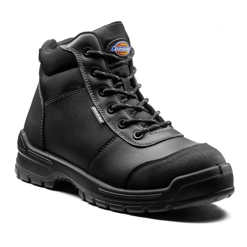 Chaussures De Securite Noir Cuisine Chaussures S2 Capuchon