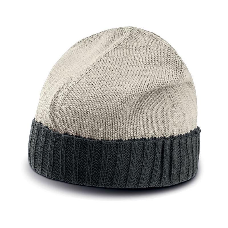 Bonnet de travail bicolore - KP508