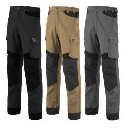 Pantalon de travail Solide en Ripstop - LAFONT ROTOR 1FASTH2