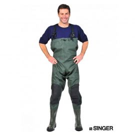 Waders de sécurité en PVC - SINGER SAFETY WIKI