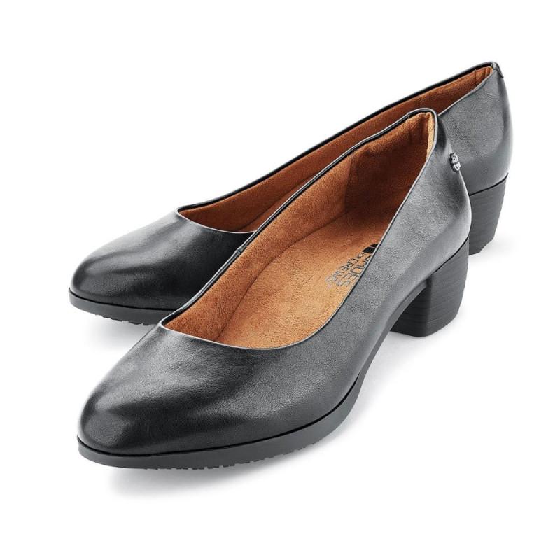 Chaussures professionnelles en cuir Femme - WILLA Shoes For Crew