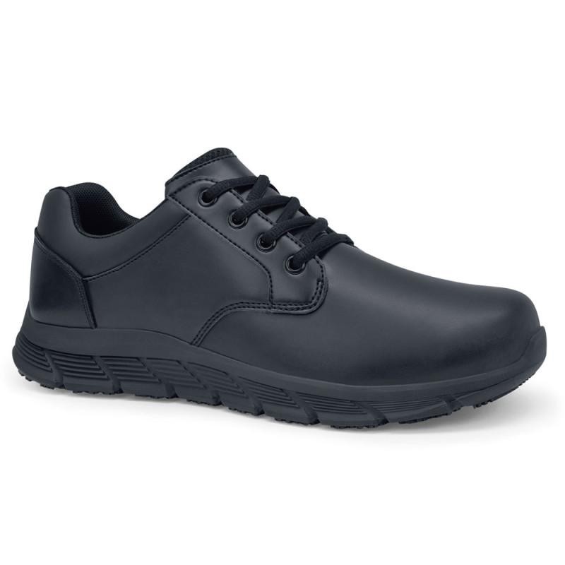 Baskets de travail noir pour Homme - SALOON II Shoes For Crew