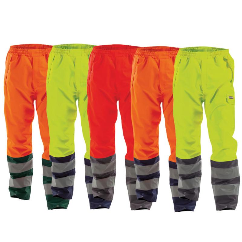 Pantalon Haute-Visibilité imperméable - DASSY SOLA