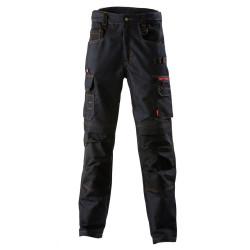 Jean de travail avec poches genoux LAFONT TERRA - 1ATNJEAN