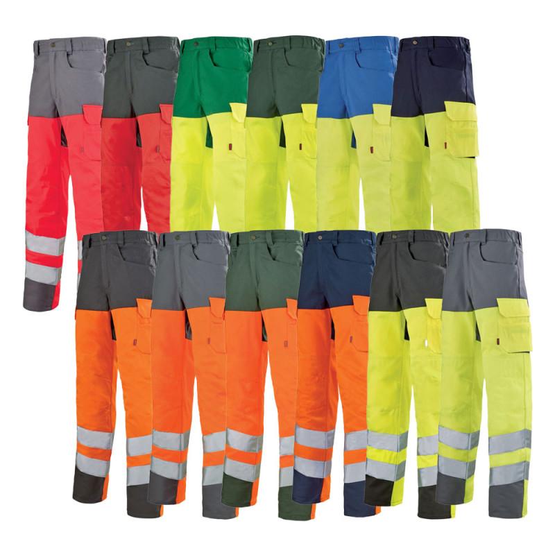 Pantalon Haute-Visibilité Homme - LAFONT 1HVG-CP
