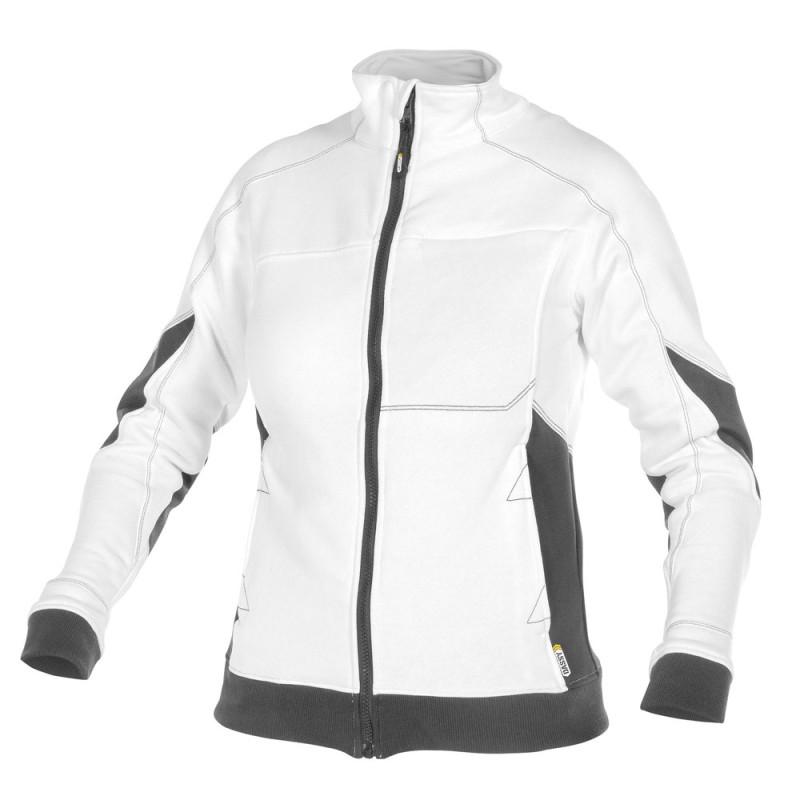 Sweat-shirt de travail Blanc pour Femme - DASSY VELOX