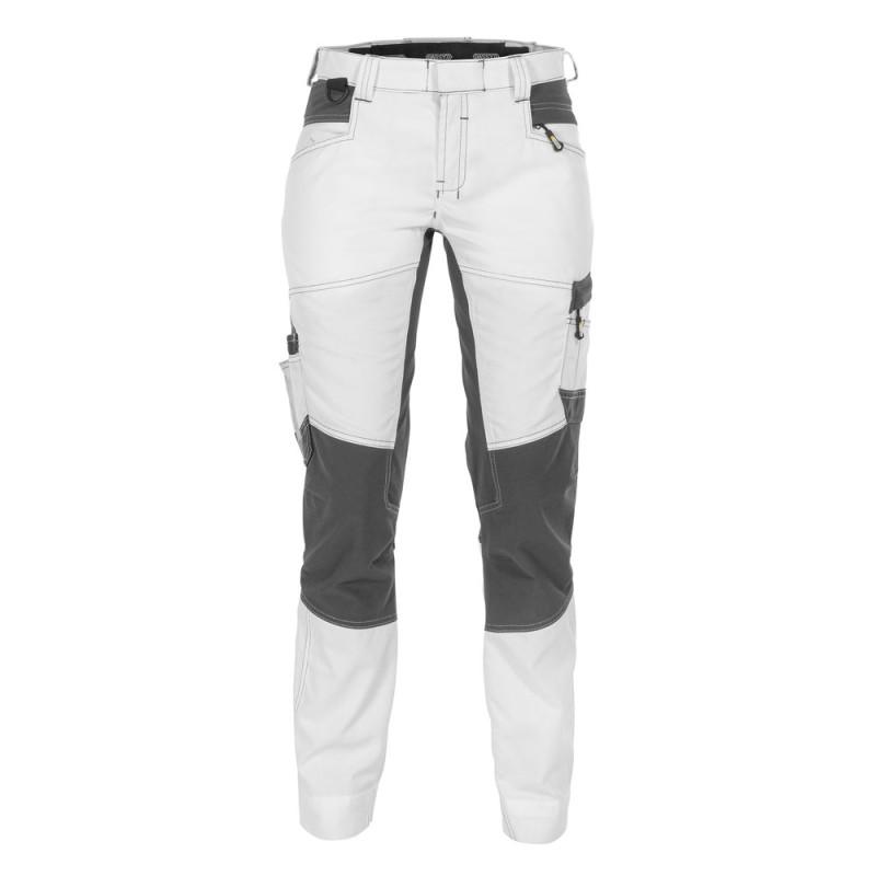 Pantalon de Travail Femme Blanc - DASSY HELIX