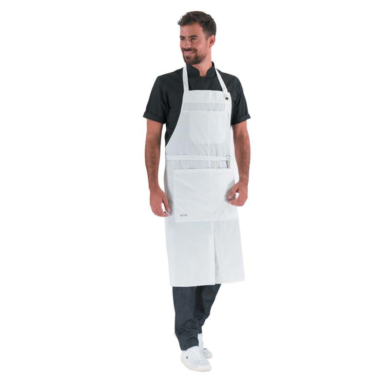 Tablier de Cuisine Blanc - LAFONT CLOVE