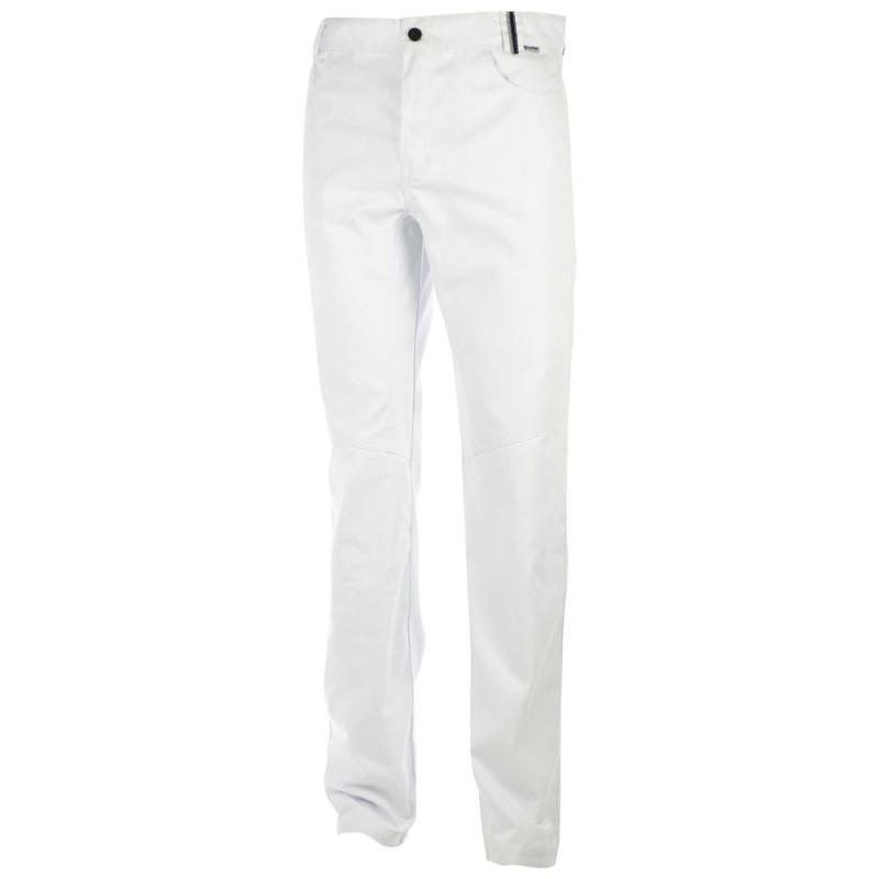 Pantalon de Cuisine Blanc Homme - LAFONT ROMARIN
