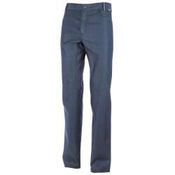 Pantalon de Cuisine Bleu Jean Homme - LAFONT ROMARIN