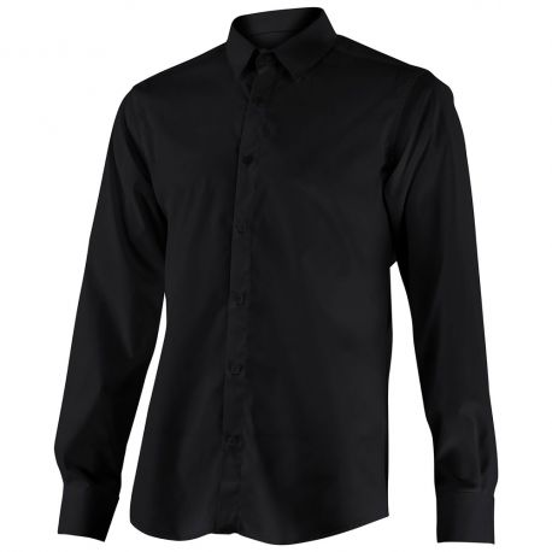 Chemise de Service Homme Noir - LAFONT DENOYEZ