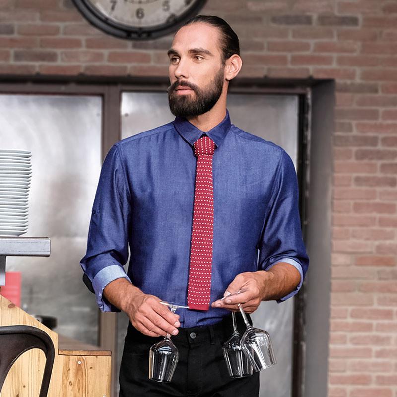 Cravate tricot - BOLIVAR LAFONT