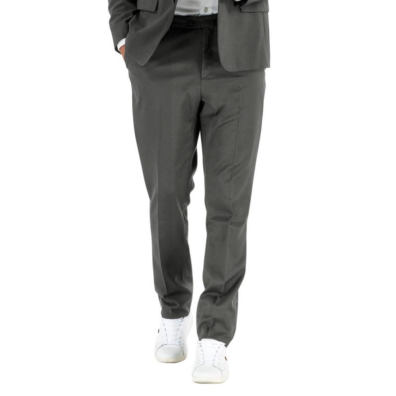 Pantalon de costume gris Hôtellerie - LAFONT GRENELLE