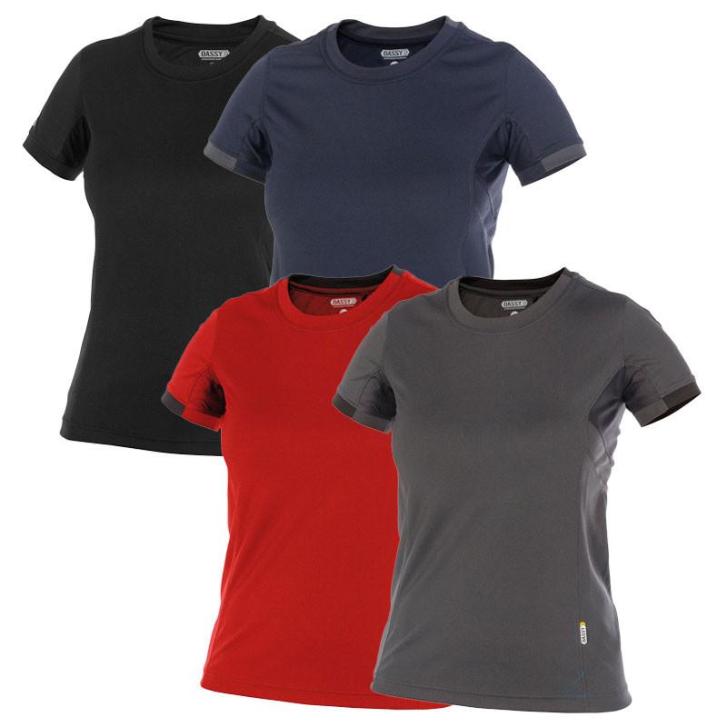 Tee Shirt de travail Femme - NEXUS DASSY