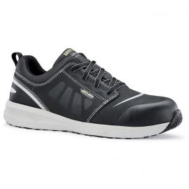 Baskets de sécurité noir S1P - ROCKET81 SFC Safety Jogger