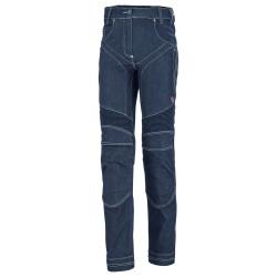 Pantalon de travail en jean pour femme - LAFONT WING 1FASTF