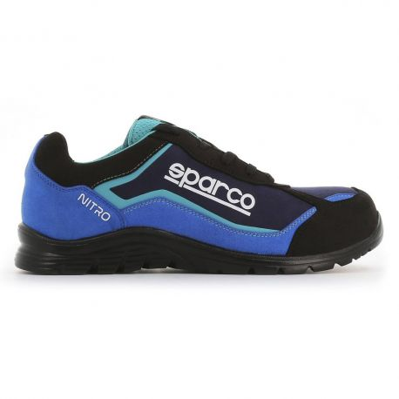 Chaussure de sécurité basket NITRO S3 SRC - SPARCO Teamwork