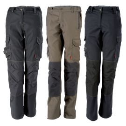 Pantalon de travail Femme LAFONT ITUHA - 1STF78CP