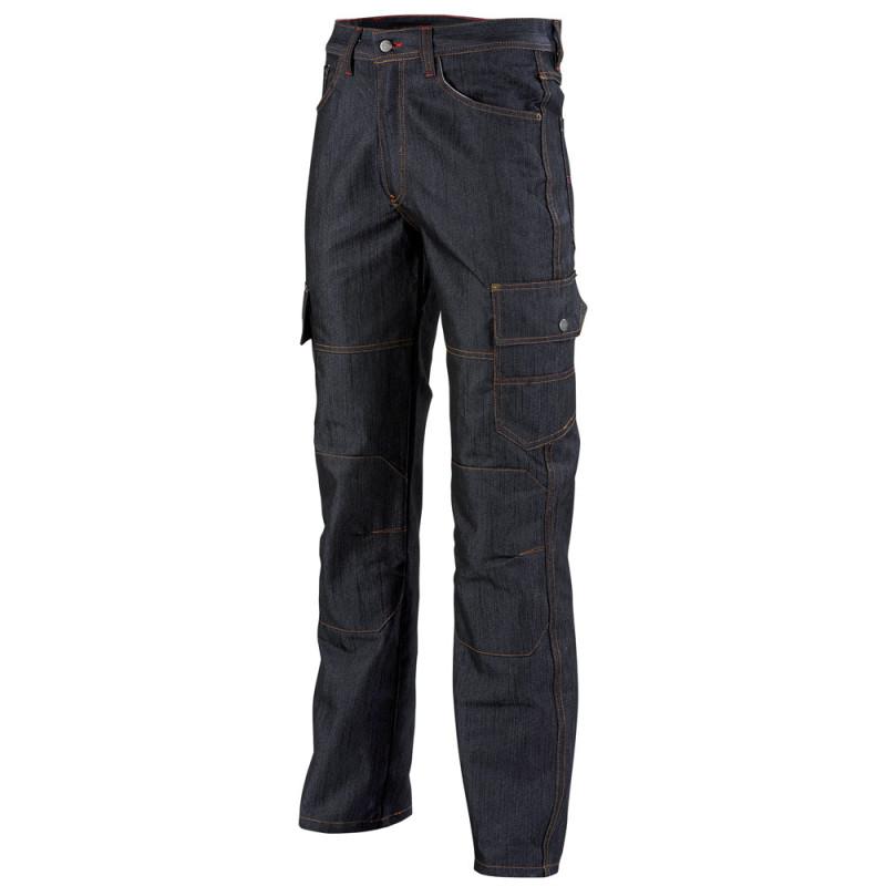 Pantalon de Travail en Jean - LAFONT 1XPRSJEAN