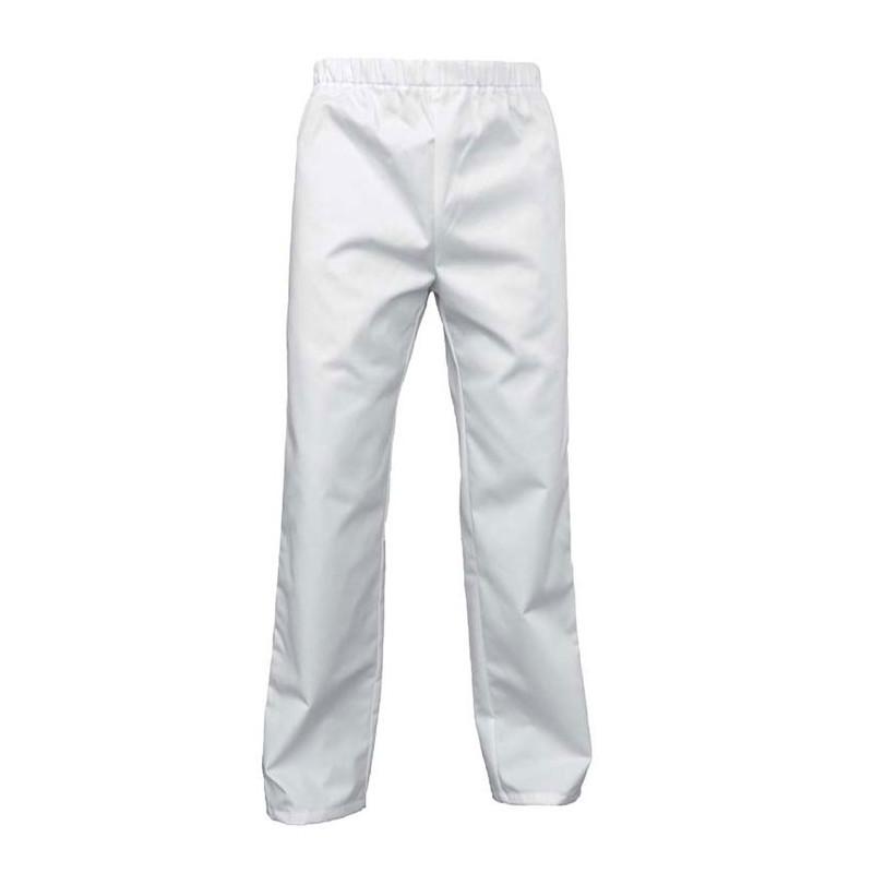Pantalon médical blanc mixte - PBV 01BM240