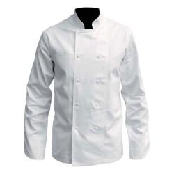 Veste cuisinier professionnel manches longues - PBV 16BP