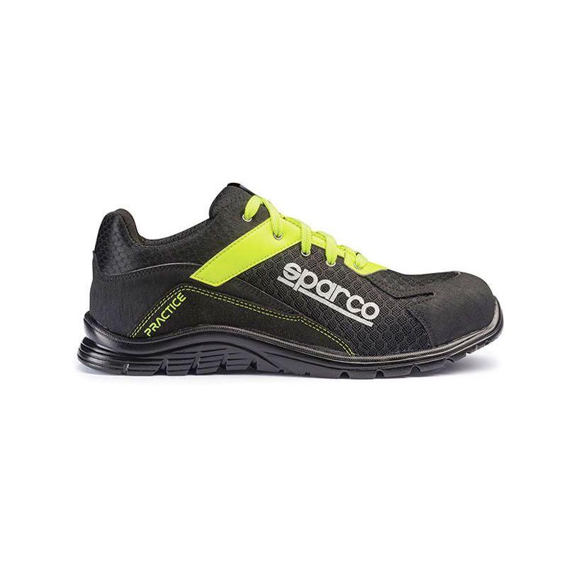 Baskets de sécurité légères SPARCO S1P SRC - PRACTICE 07517