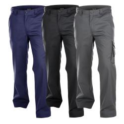 Pantalon de travail 100% Coton - DASSY LIVERPOOL