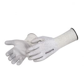 Gants anti-coupure enduction souple polyuréthane - SINGER SAFETY