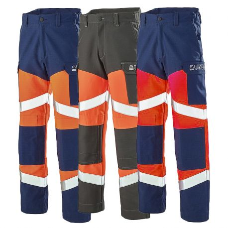 Pantalon haute visibilité multirisques - SILVER TECH 260 CEPOVETT