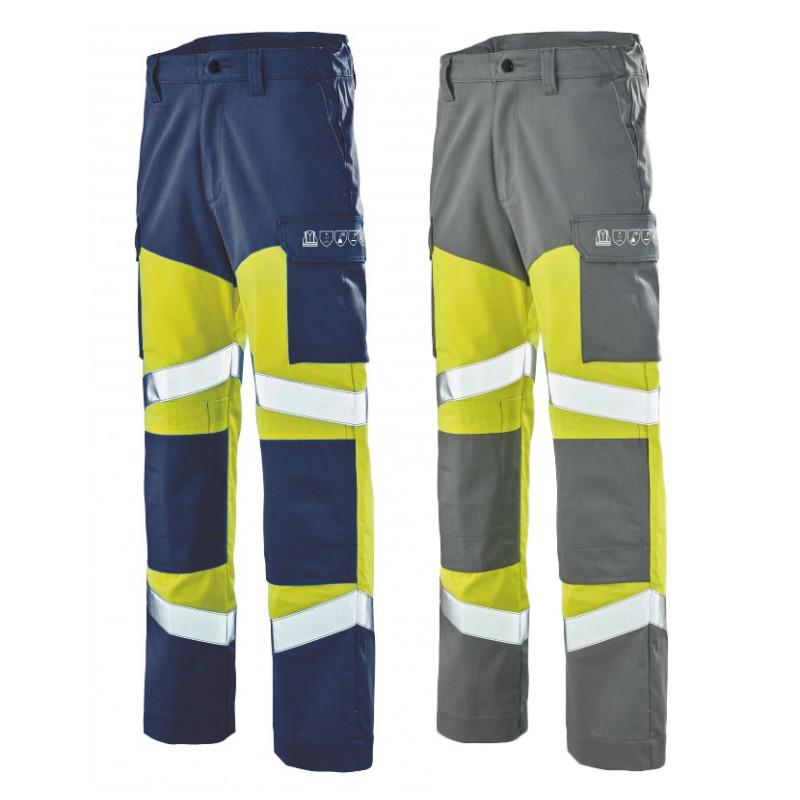 Pantalon multirisques SILVER TECH 260 - CEPOVETT